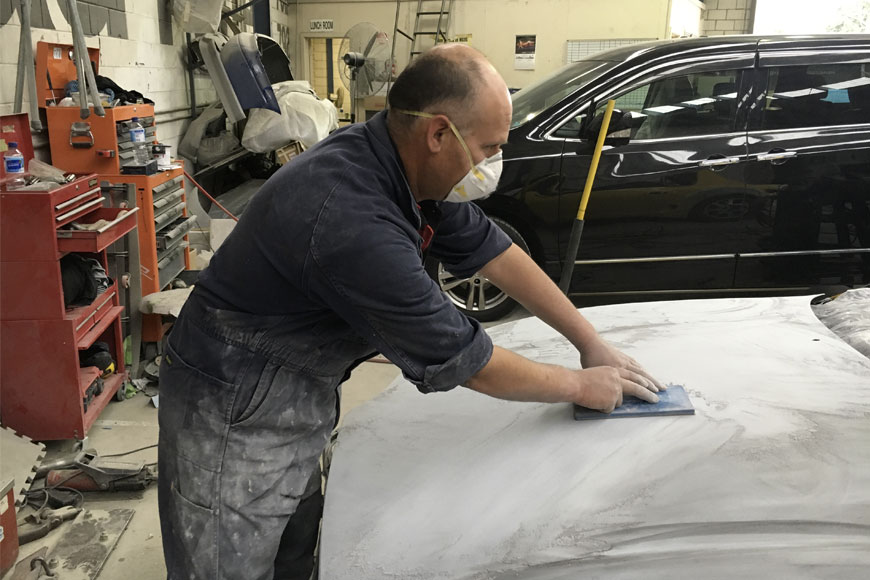 What's the difference between car restorations and refurbishments?