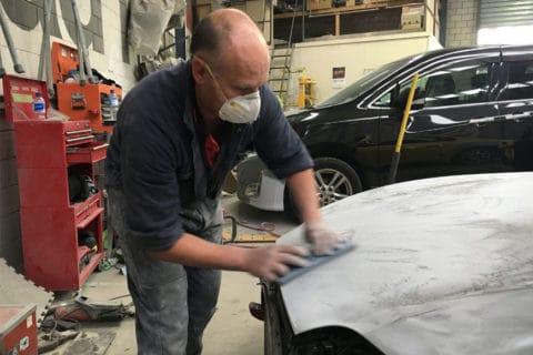 Smash Repairs